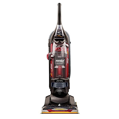 Eureka SuctionSeal Pet Bagless Upright Vacuum, AS1104A