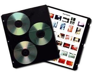 Itoya Art Profolio Digital Disc Storage Sheets storage sheets by ITOYA