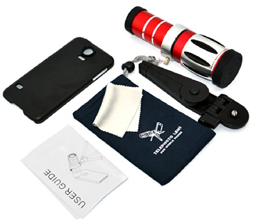 Apexel Optical Aluminum Telephoto Telescope