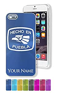 Personalized Case/Cover for iPhone 5/5S - HECHO EN PUEBLA - Engraved for FREE