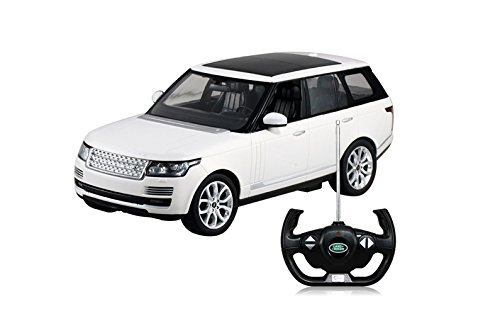 Dayan Cube Licensed Land Rover Range Rover SUV Electric RC Truck 1:14 Scale Rastar RTR (Colors May Vary) Authentic Body -