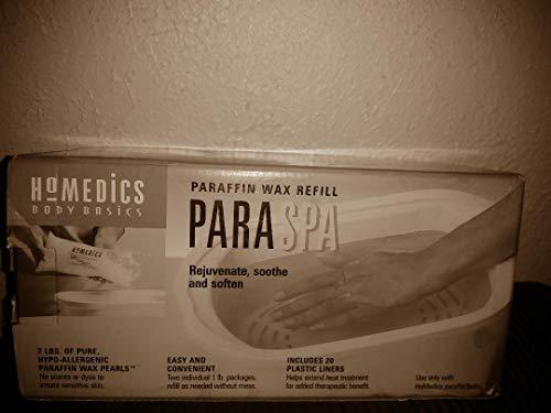 PARAFFIN BATH PARASPA REFILL Size: PAR-WAX -