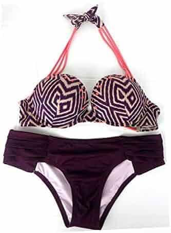 f763ce95dac5a Victoria's Secret Bikinis Swimsuit Bundle Set of 2. Bombshell Bikini Top  36B and Large Bikini