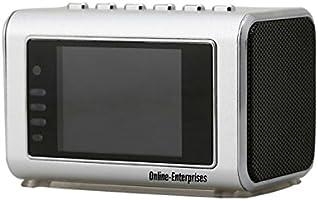 Cámara espía con activación por Movimiento, con Luces infrarrojas Invisibles, IR automático, grabación Constante y batería de Reserva de energía de 3 a 4 Horas.: Amazon.es: Bricolaje y herramientas