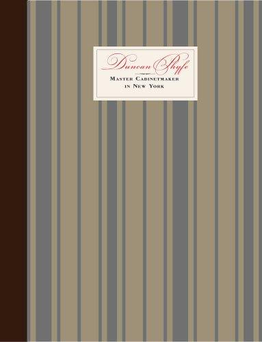 Duncan Phyfe: Master Cabinetmaker in New York -