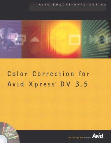 Color Correction for Avid Xpress DV 3.5