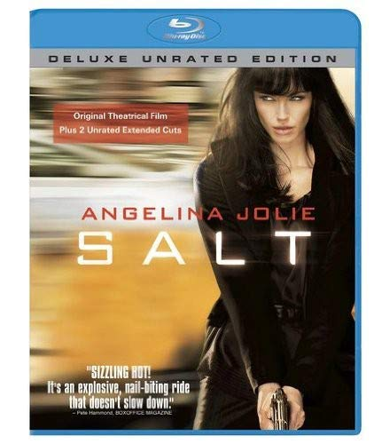 - Salt (Deluxe Unrated Edition) [Blu-ray]
