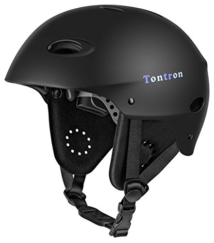 Tontron Water Sports Helmet with Ear Pads