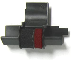 'Package of Six Canon P23-DH V Calculator Ink Roller, Black and Red, Compatible