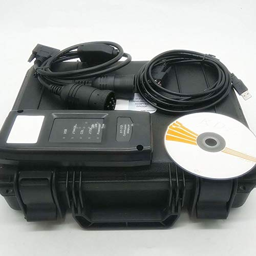 Communication Adapter Group ET-3 III 317-7485 for Caterpillar CAT Heavy Equipment Diagnostic Test Tool 6&9 Pins Line