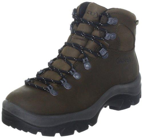 AKU TRIBUTE INJ GTX 136 - Zapatillas de senderismo de cuero unisex Marrone
