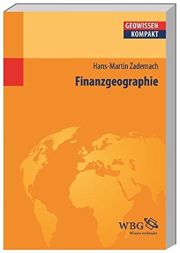 Finanzgeographie (Geowissenschaften kompakt)