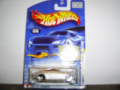 Hot wheels Nissan z 2002 First Edition 26 of 42 038