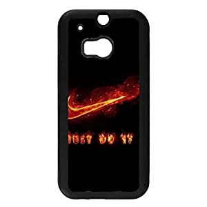 Back Funda For Htc one m8,Nike Just Do It Brand Logo Design Custodie e Cover per Cellulari,Funda For Htc one m8