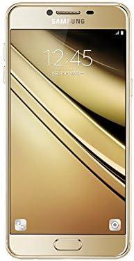 Samsung Galaxy C5 Dual Sim - 32GB, 4G LTE, Gold: Amazon com