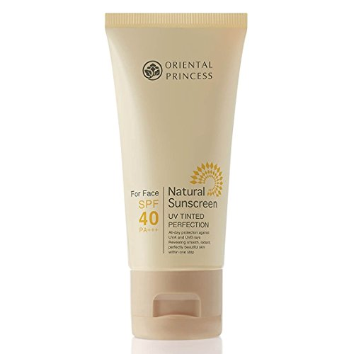 Oriental Princess Natural Sunscreen UV Tinted Perfection SPF40/PA+++ 50g (Hawaiian Tropic No Spf)