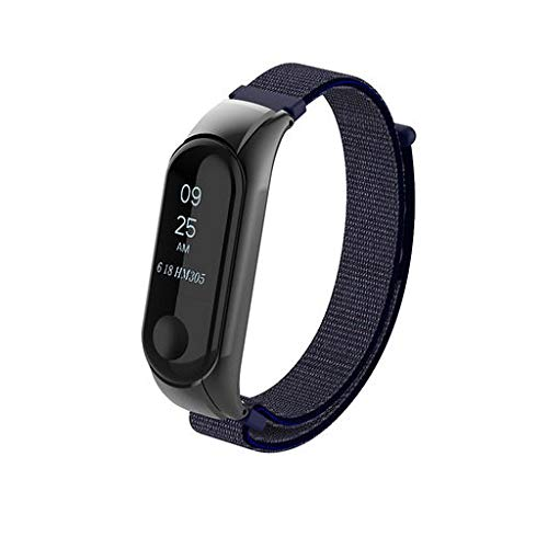 Amazon.com: Lyperkin Strap Compatible with Xiaomi Mi Band 3 ...