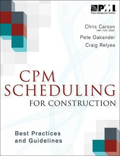 Cpm Scheduling For Construction  Best Practices And Guidelines