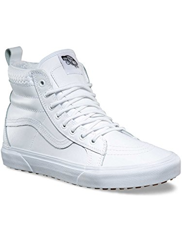 Vans Off The Wall Sk8-hi 46 Mte Sneakers (true White) Scarpe Da Esterno In Pelle