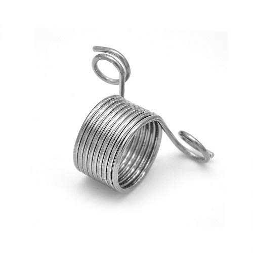 - Rhame New Wool Braided Knitting Ring Tools Finger Thimble Yarn Needle Guide Sewing | Model RNG - 20623 | S