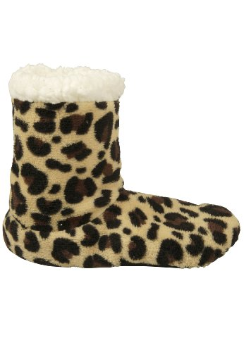Capelli New York Hausstiefel FLEECY LEO killer camel