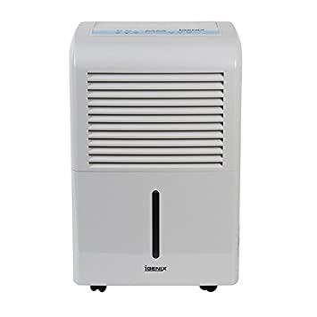 Igenix IG9805 8L 55dB 740W Color blanco - Deshumidificador (740 W, 220 - 240