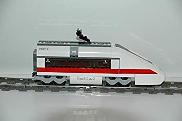12V train chemin de fer voie ferrée roue axe locomotive 2 Lego 4,5V