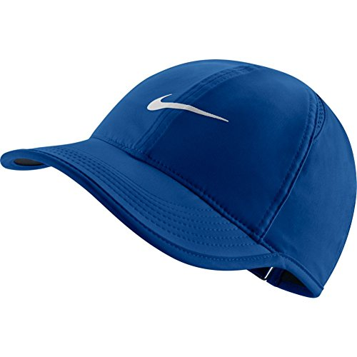 Nike Women's Feather Light Hat - Blue Jay (Feather Hat Light Womens)