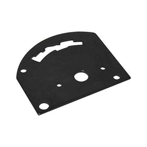 B&M 80710 3-Speed Reverse Pattern Gate Plate for Pro Stick Automatic Shifter ()