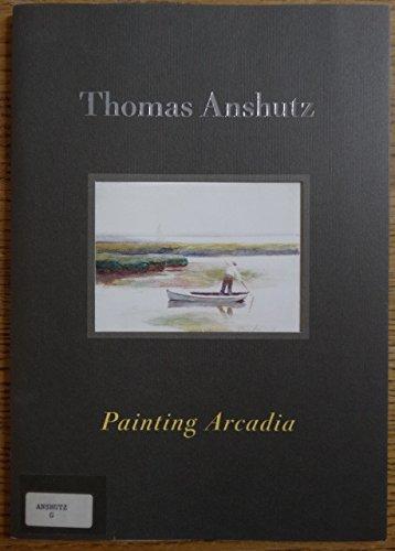 Thomas Pollock Anshutz (American, 1851-1912): Painting Arcadia