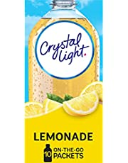 Sugar-Free Drink Mix (120 On-the-Go Packets, 12 Packs of 10) Lemonade 10 Count (Pack of 12) 1.68 Ounce