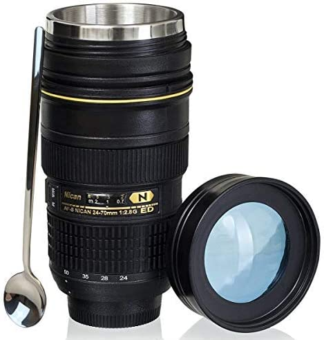 Stainless Thermos Photographer TMANGO 24 70mm product image