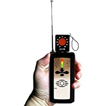 Spy Matrix Law Grade Pro-10G is the # 1 GPS Tracker Counter Surveillance PRO Sweep - Upgraded Professional Multifunctional Handheld Security Bug Detector Detects All Active GPS Trackers Hidden Cameras