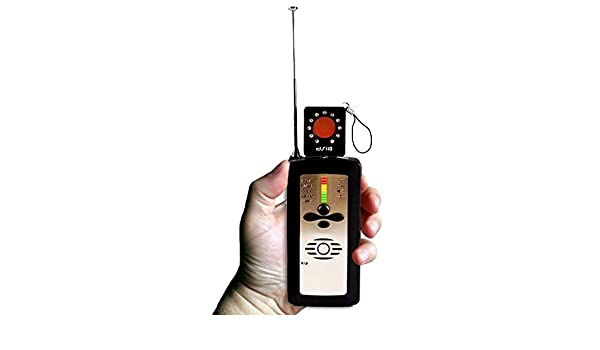 Spy Matrix PRO Barrido Deluxe 10Gis el # 1 GPS Tracker Counter Vigilancia Pro Sweep - Actualizado Profesional Multifuncional Handheld Security Bug Detector ...