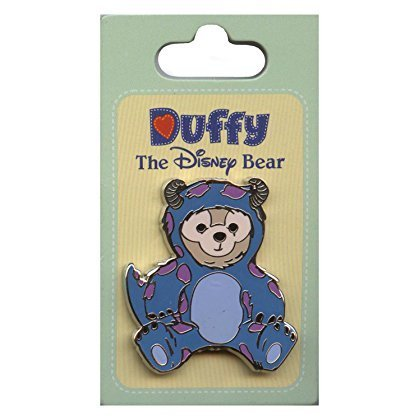 Disney Sulley Costume Adults (Disney Pin - Duffy Bear as Sulley - Monsters Inc - 96682)