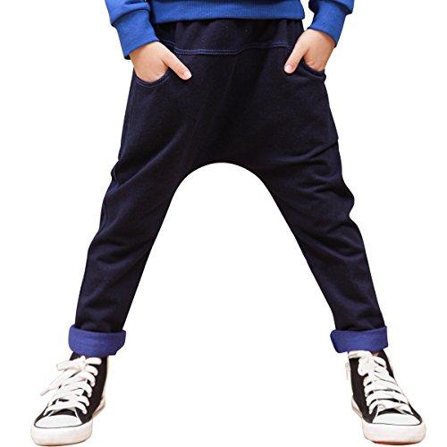 NABER Hip hop Harem Denim Casual product image
