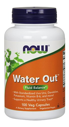NOW Water-Out,100 Veg Capsules by NOW Foods