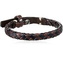 Fossil Men's Braided Bracelet