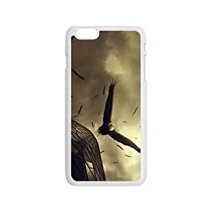 The Diving Eagle Hight Quality Plastic Case for Iphone 6 by icecream design