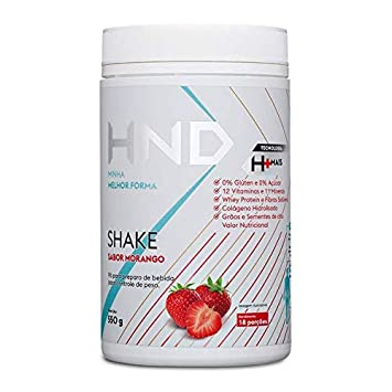 Shake H + Hinode Strawberry 19.4 ounces