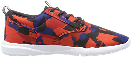 DVSPremier 2.0 red blue black - Zapatillas de casa Hombre Rojo - rot (red blue black)