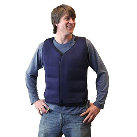 FlexiFreeze Ice Vest Velcro Closure