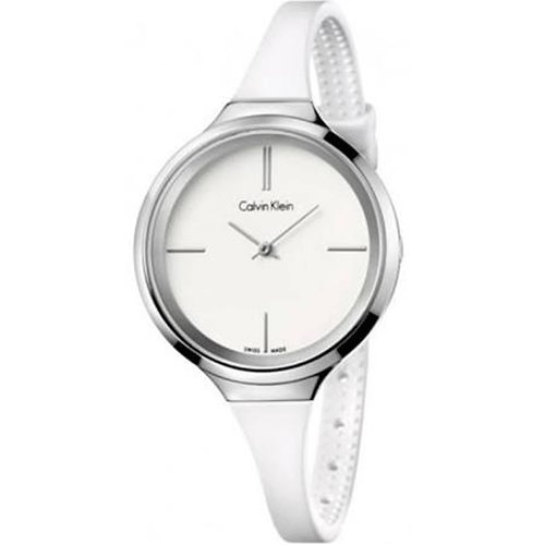 Calvin Klein ck Lively Silicone Ladies Watch K4U231K2