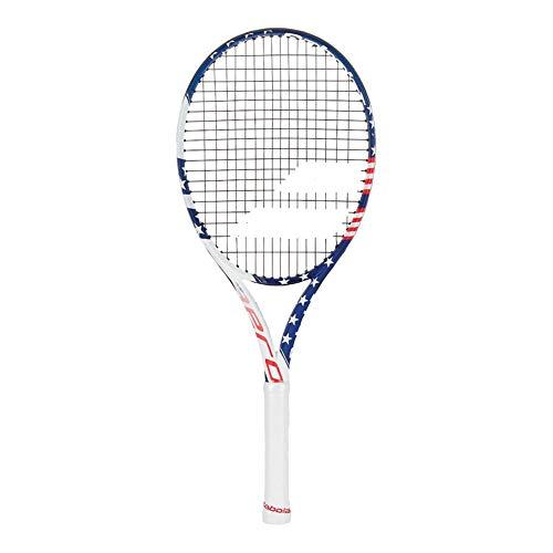 Babolat Pure Aero Stars & Strips Tennis Racquet-4 3/8