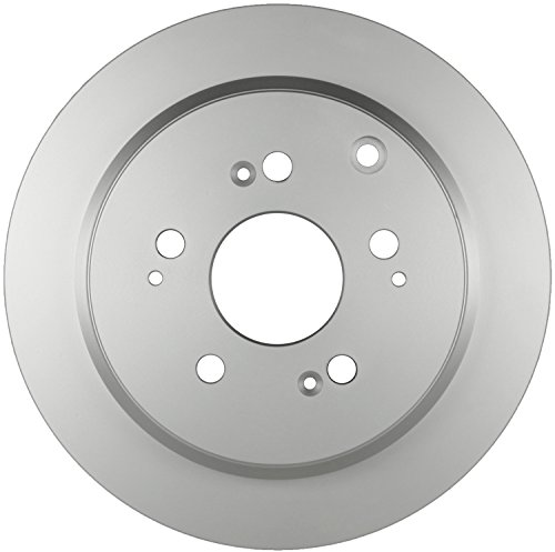 Bosch 26011424 QuietCast Premium Disc Brake Rotor, Rear (Brake Premium Centric Rear)