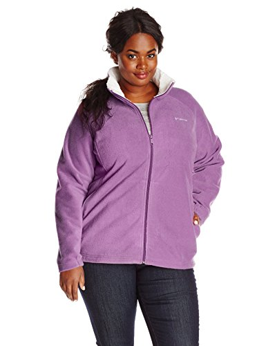 Columbia Sportswear Womens Dotswarm II Fleece Full Zip Jacket