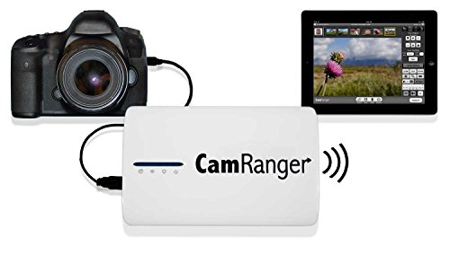 CamRanger Wireless Transmitter for Select Canon and Nikon DSLR Cameras by CamRanger