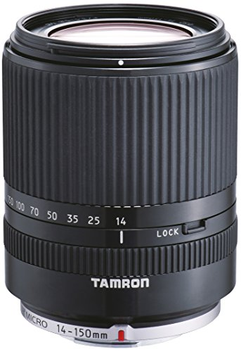 Price comparison product image Tamron 14-150 mm Di III Lens for Micro 4-Thirds Cameras - Black