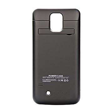 Casefirst Funda Bateria Samsung Galaxy S5 i9600 Flip Samsung ...