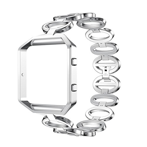 Picture of a For Fitbit BlazeGBSELL Luxury Stainless 653904642625